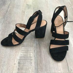 Madewell Triple Strap Sandal